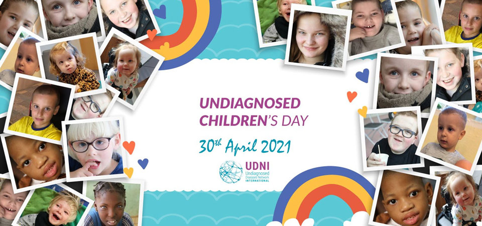 Undiagnosed Children's Day 30 April 2021
